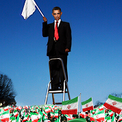 obama surrenders to Iran